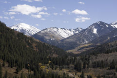 Colorado Rocky Mountains Royalty Free Stock Photo