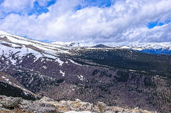 Colorado Rocky Mountains Royalty Free Stock Images