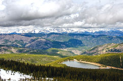 Colorado Rocky Mountains Stock Images