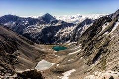 Colorado Rocky Mountains, Sangre de Cristo Range Royalty Free Stock Photo