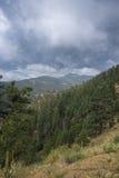 Colorado Rocky Mountians royalty-vrije stock afbeelding