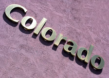 Colorado on a Roll Stock Images