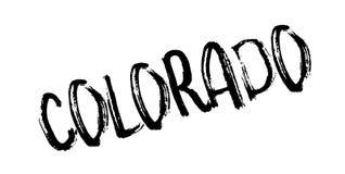 Colorado rubber stamp Royalty Free Stock Photos