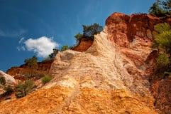 Colorado Rustrel Imagem de Stock Royalty Free