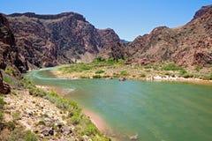 colorado rzeka Zdjęcia Stock