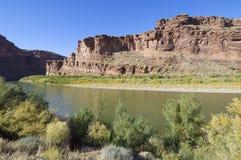 colorado rzeka Zdjęcie Royalty Free
