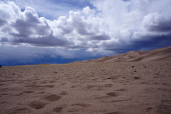 Colorado Sand Dunes Stock Image