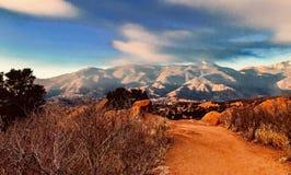 Colorado Springs στοκ εικόνες