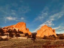Colorado Springs στοκ εικόνα