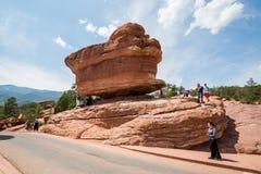 Colorado Springs Fotografia de Stock Royalty Free