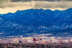 Free Colorado Springs, Colorado, USA Stock Photos - 144822533