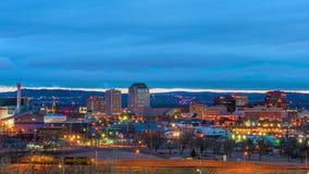 Colorado Springs, Colorado, USA Cityscape