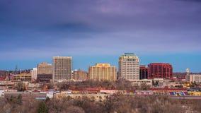 Colorado Springs, Colorado, USA Skyline