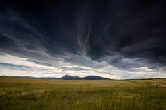 Colorado Springs. Wide open range in Alamosa County, Colorado Royalty Free Stock Photos