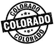 Colorado stamp Royalty Free Stock Photo