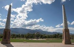 Colorado Stargate Arkivfoto