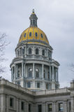 Colorado State Capital Stock Image