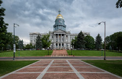 Colorado State Capitol Royalty Free Stock Image