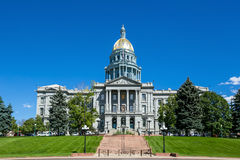 Colorado State Capitol Building Royalty Free Stock Images