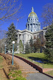 Colorado State Capitol Building, home of the General Assembly, Denver. Stock Photos