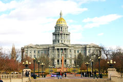 Colorado State Capitol Building Royalty Free Stock Image