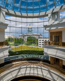 Colorado State Capitol Stock Image
