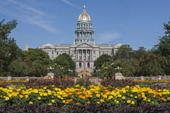 Colorado State Capitol Stock Photography