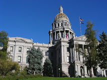 Colorado State House Royalty Free Stock Photos