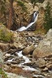 Colorado stenblockFalls Oktober Arkivbild