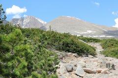 Colorado trail Stock Photos