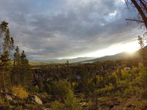 Colorado view Royalty Free Stock Image