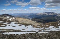 Colorado - Wit Rivier Nationaal Bos stock foto