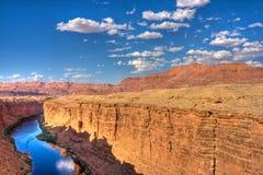 Coloradofloden Royaltyfria Bilder