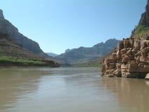 Coloradofloden Fotografering för Bildbyråer