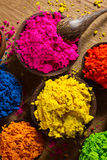 Colorants indiens images stock