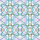 Colorated vattenstämpel Arkivfoton