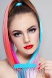 coloration royaltyfri fotografi