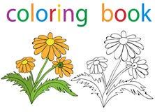 coloration de livre Photo libre de droits
