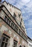 colorato edificio Fotografia Stock