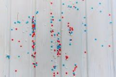 Colorato spruzza le stelle Fotografia Stock Libera da Diritti