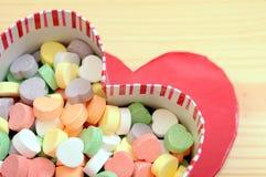 Colordul糖果 库存图片