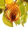 Colore ambrato Immagine Stock Libera da Diritti