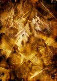 Colore astratto dell'oro del fondo Fotografia Stock Libera da Diritti