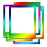 Colore in bianco 02 illustrazione vettoriale