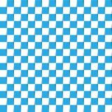 Colore bianco e blu nel modello del vimine o del controllore Fotografia Stock