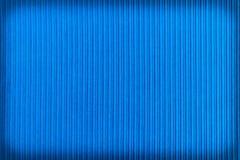 Colore blu del fondo decorativo, pendenza a strisce di vignettatura di struttura wallpaper Arte Progettazione fotografia stock libera da diritti