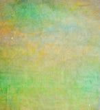 Colore d'annata astratto sul fondo di lerciume Fotografie Stock Libere da Diritti