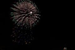 Colore d'esplosione Fotografia Stock Libera da Diritti