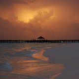 Colore del cielo Fotografia Stock Libera da Diritti