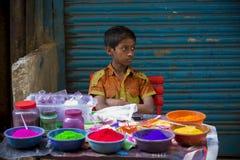 Colore del festival 2016 Fotografia Stock Libera da Diritti